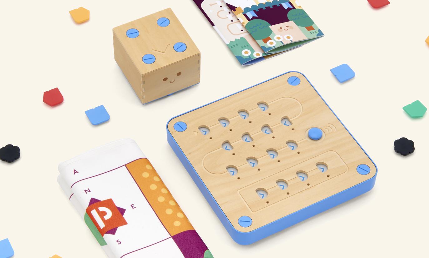 (Online) docententraining schermloos leren programmeren met (jonge) kinderen